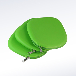圓形硅膠拉鏈包,硅膠包定制,硅膠包廠家