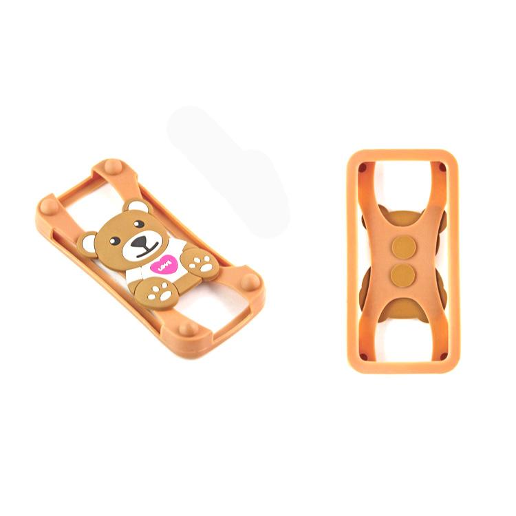 小熊 万能手机套 (3)