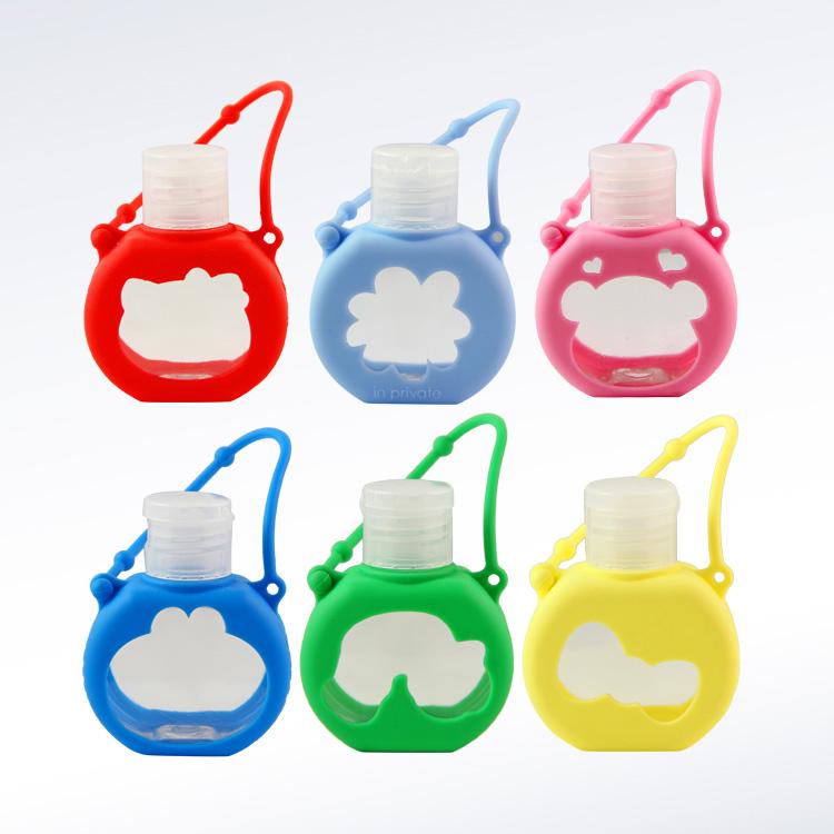 硅胶瓶套-镂空款