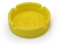 定制硅膠煙灰缸,迷彩色硅膠煙灰缸