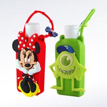 卡通瓶硅膠套,滴膠制品,分裝瓶硅膠套