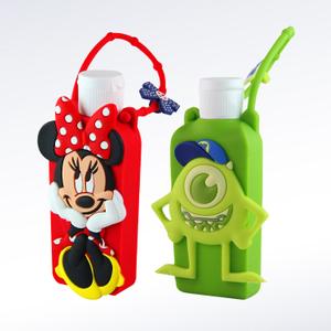 卡通瓶硅胶套,滴胶制品,分装瓶硅胶套