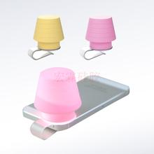 矽膠手機閃光燈罩,矽膠燈罩