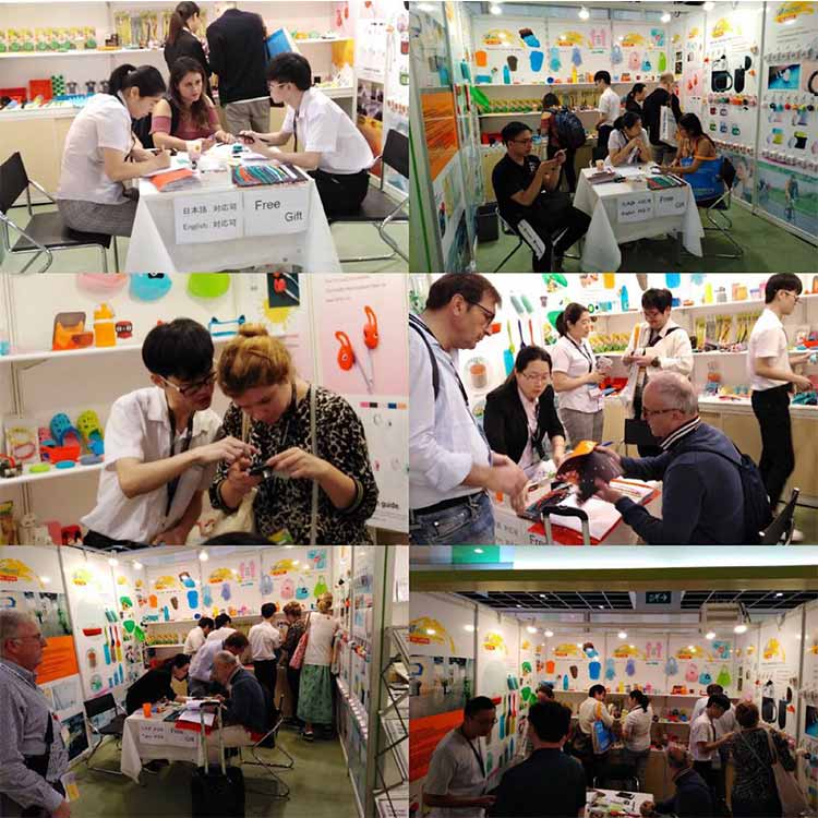 宏霖香港硅胶礼品展会