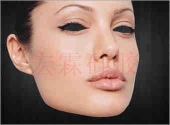 硅胶人皮面具