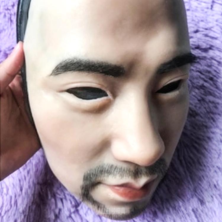 硅胶面罩定制