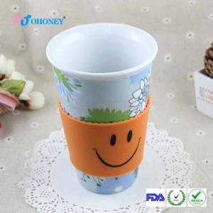 硅膠杯套,廠家定制硅膠杯套