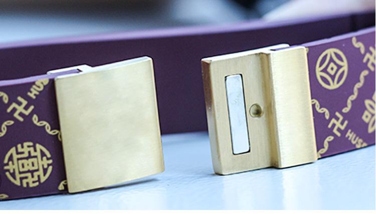 硅胶负离子手环
