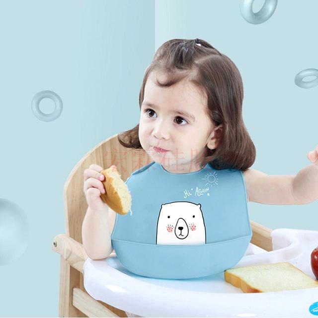 嬰兒矽膠圍兜那裏好?