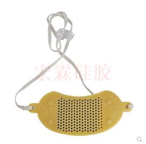 硅膠呼吸罩,硅膠呼吸片