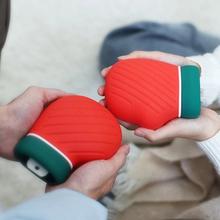 定制硅胶暖水袋,圣诞礼品暖水袋